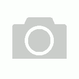 Dreamaker Cotton Waffle Quilt Cover Set Queen Bed - Grey