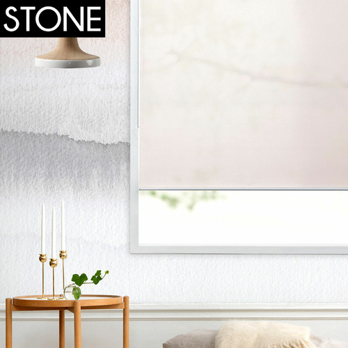 Home Living Sunshade Roller Blind Stone 180*210Cm